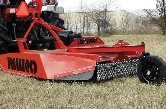 RhinoAg Commercial Mowers Normangee Tractor & Impl  Co  Normangee