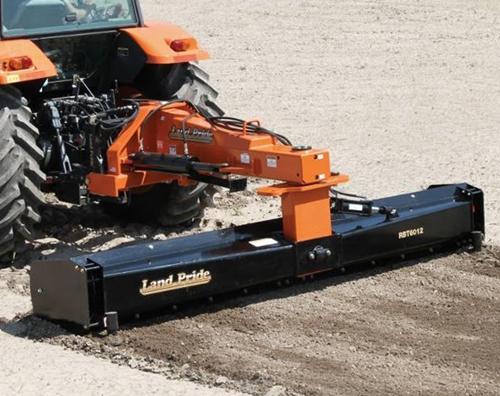 Land Pride Shredders & Scrapers Normangee Tractor & Impl  Co