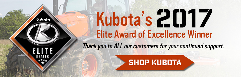 Shop Kubota Tractors & Zero-Turn Mowers in Central Texas at Normangee!