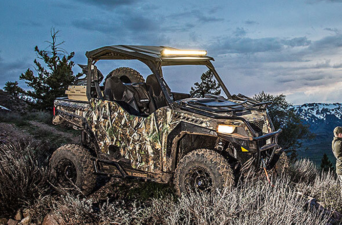 Polaris GENERAL™ 1000 EPS Hunter Edition