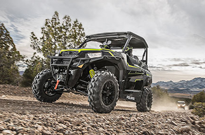Polaris GENERAL™ 1000 EPS - Limited Edition