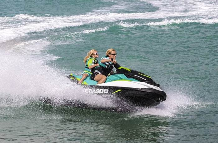 Sea Doo Recreation PWCs