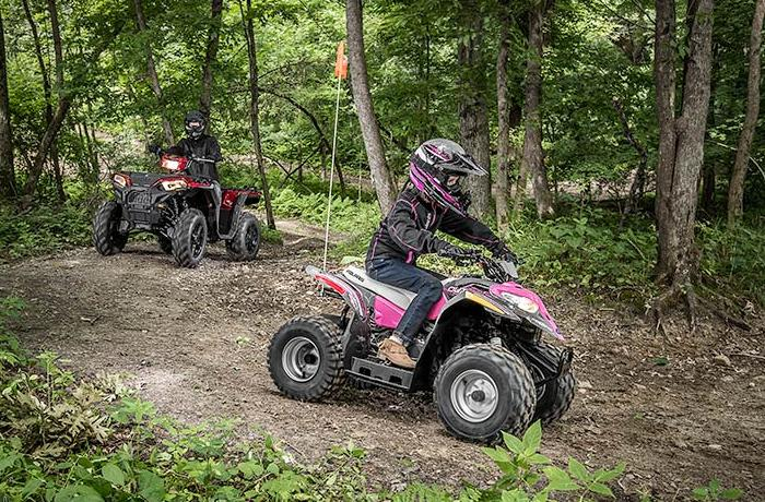 Youth ATV and Side x Sides from Polaris Normangee Tractor & Impl  Co