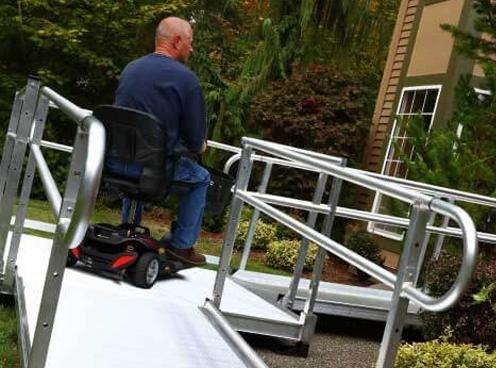 EZ Access Accessibility Ramps