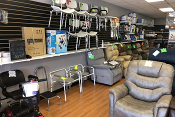Atlanta Medical Equipment Showroom