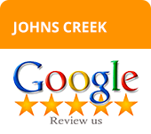 Johns Creek Google Review Us