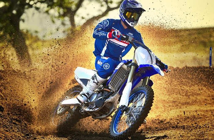 Yamaha Motocross Bikes