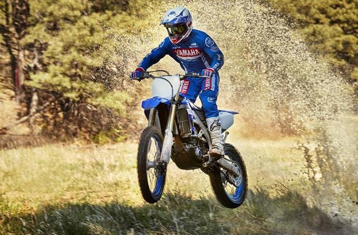 Yamaha Cross-Country Bikes