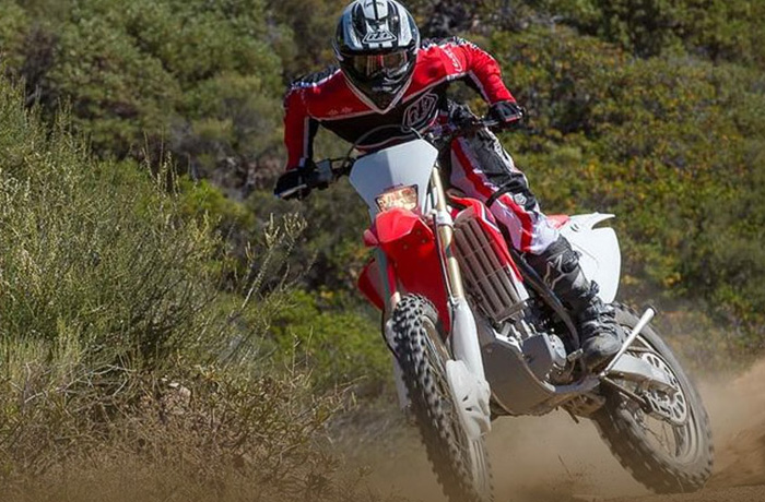 Honda Trail Dirt Bikes
