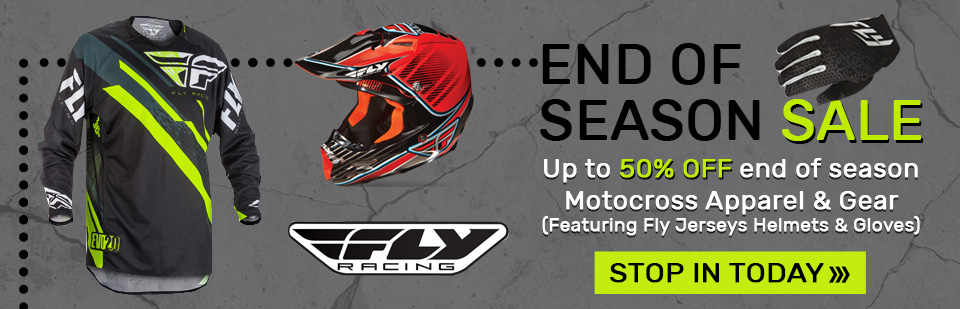 Save on Fly Jerseys, Helmets & Gloves