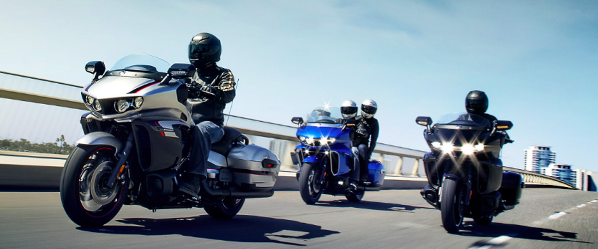 Yamaha Motorcycle Lineup in Durham, NC
