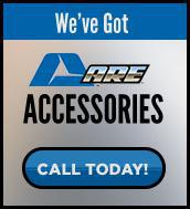 We've got A.R.E. accessories! Call today!