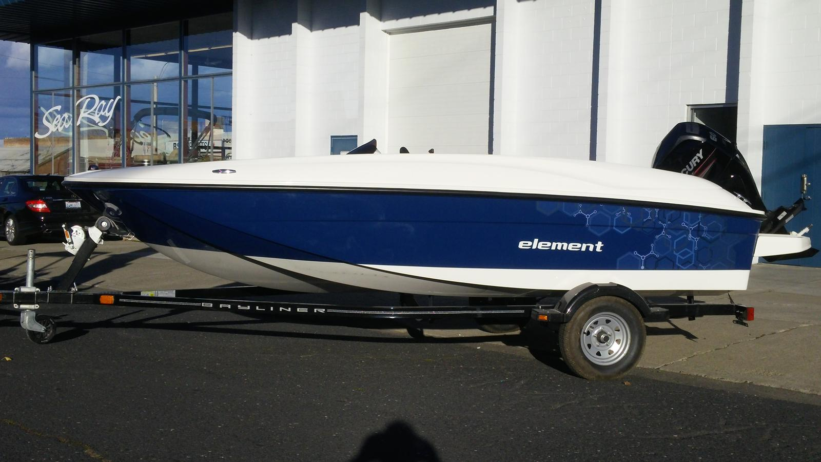 2018 BAYLINER 160 ELEMENT for sale