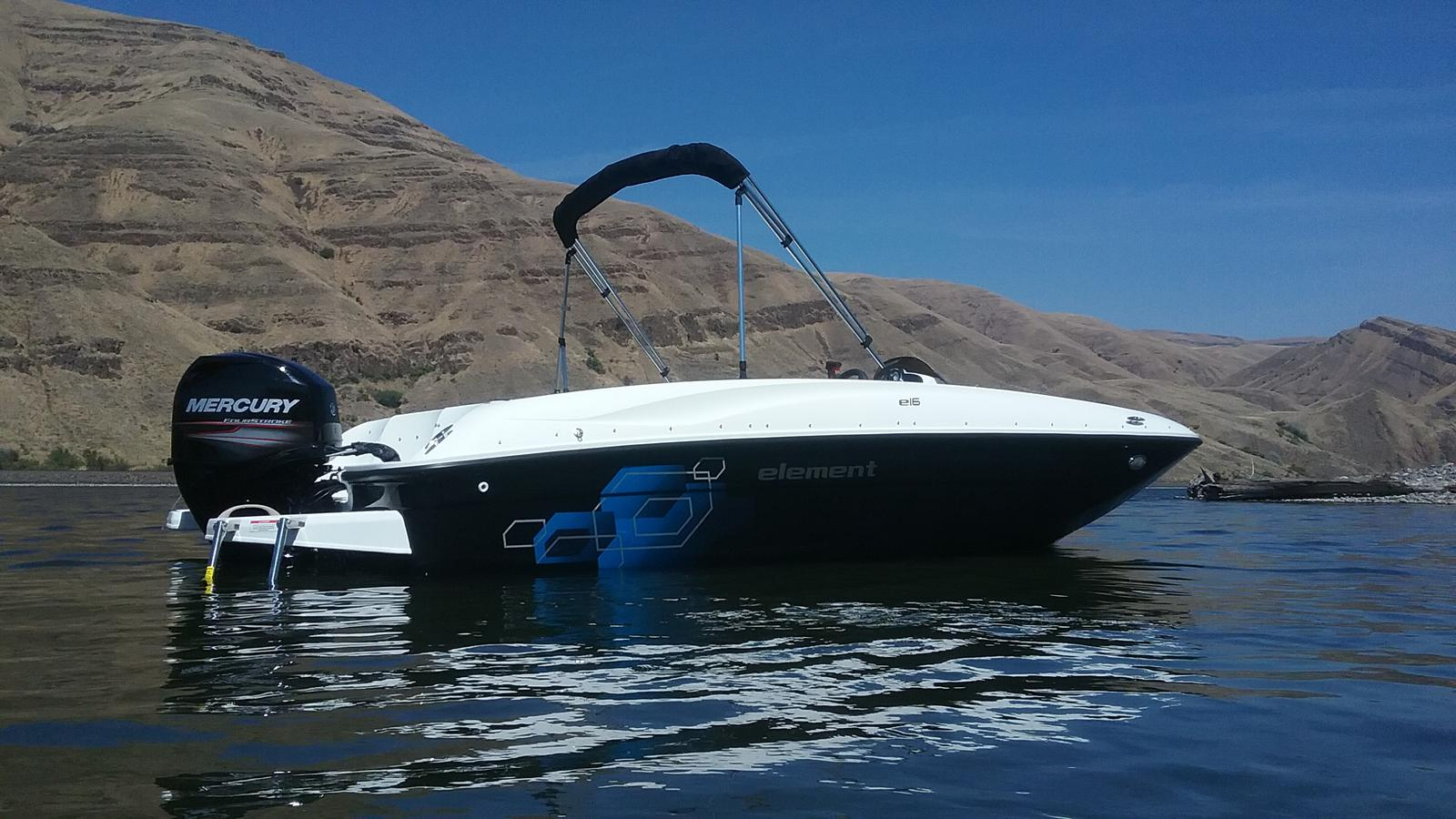 For Sale: 2019 Bayliner 160 Element 17ft<br/>Trudeau's Sea Ray - Spokane