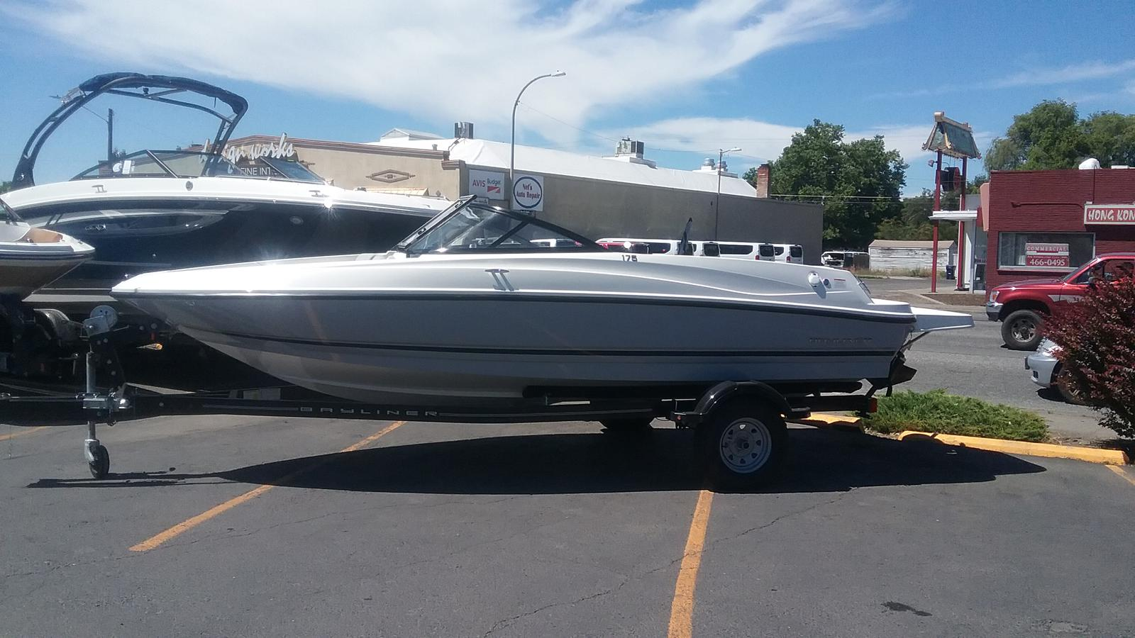 For Sale: 2017 Bayliner 175br 18ft<br/>Trudeau's Sea Ray - Spokane