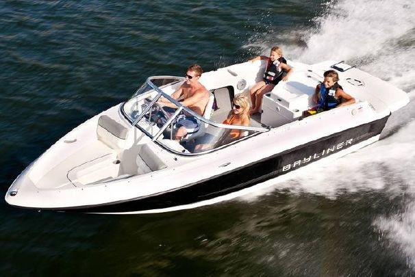 For Sale: 2017 Bayliner 175br 18ft<br/>Trudeau's Sea Ray - Spokane