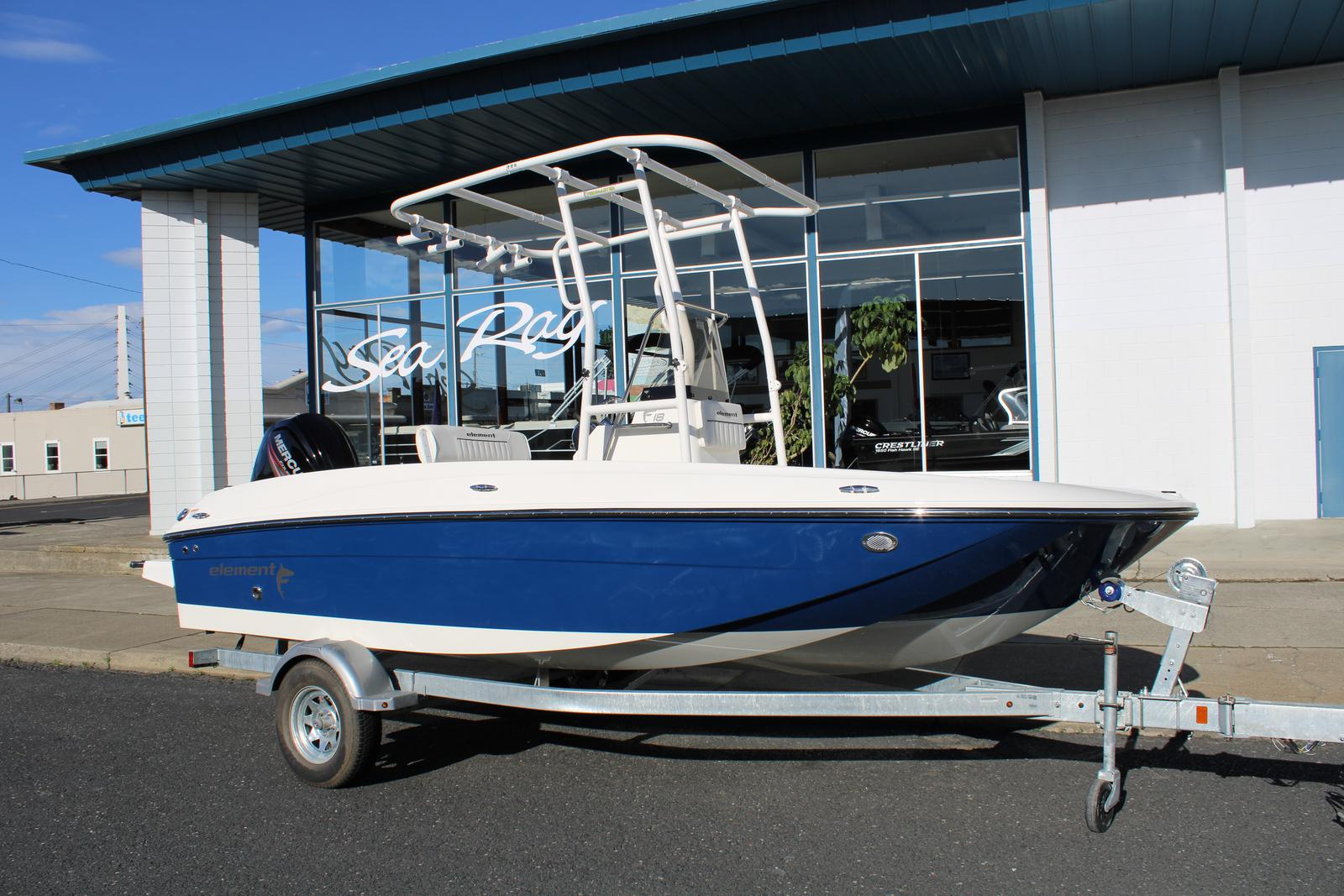 2019 Bayliner boat for sale, model of the boat is Element F18 & Image # 1 of 6