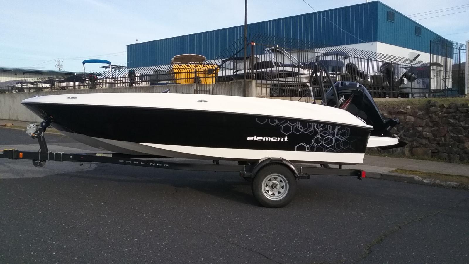 For Sale: 2018 Bayliner Element E18 19ft<br/>Trudeau's Sea Ray - Spokane
