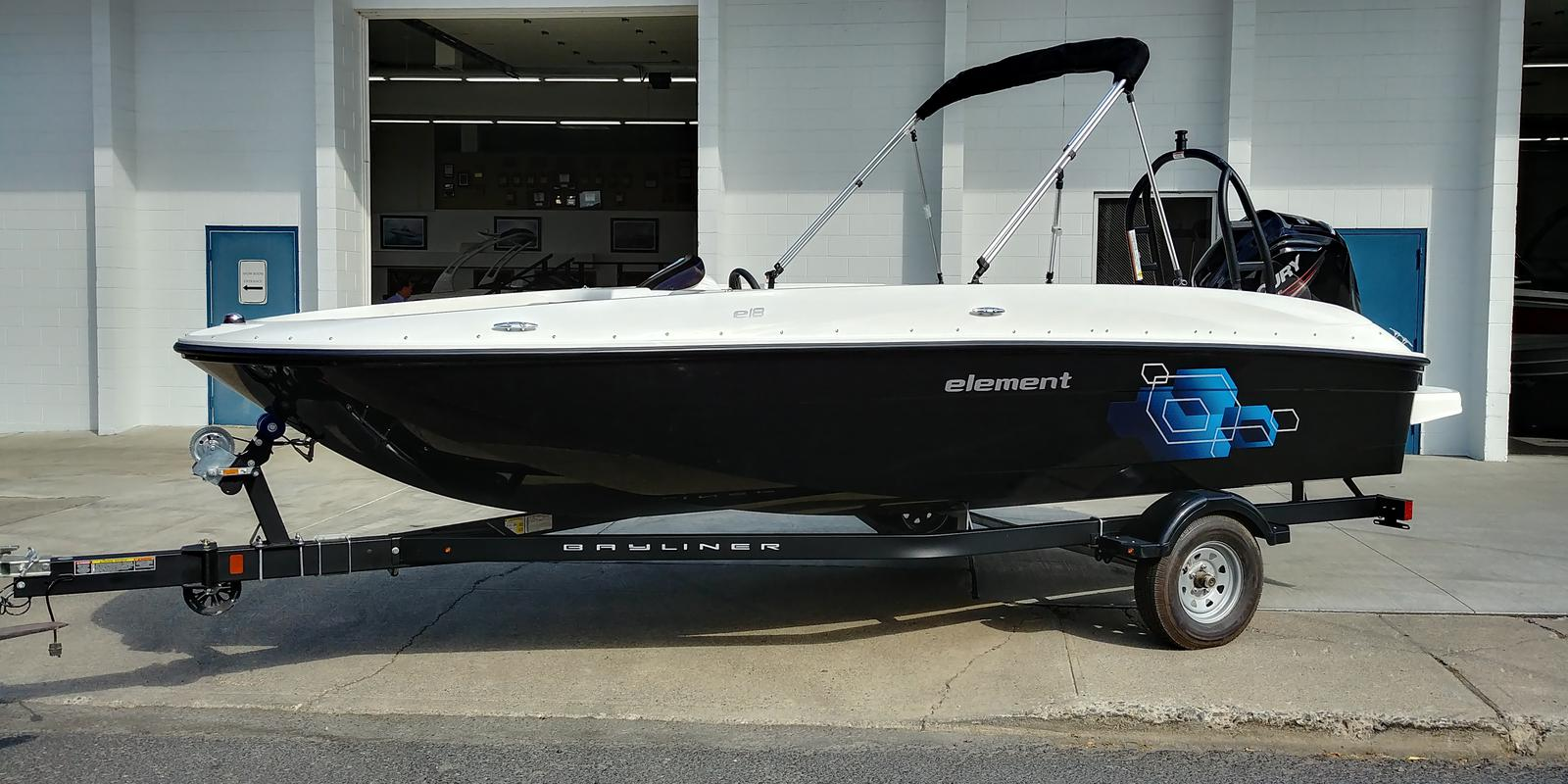 For Sale: 2019 Bayliner E18 Element 19ft<br/>Trudeau's Sea Ray - Spokane