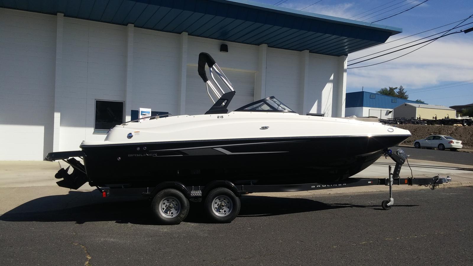 For Sale: 2019 Bayliner 215 Deck Boat 22ft<br/>Trudeau's Sea Ray - Spokane