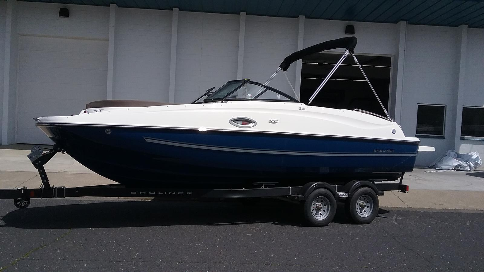 For Sale: 2018 Bayliner 215 Deck Boat 21ft<br/>Trudeau's Sea Ray - Spokane