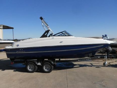 For Sale: 2019 Bayliner 215 Deck Boat 22ft<br/>Trudeau's Sea Ray - Spokane