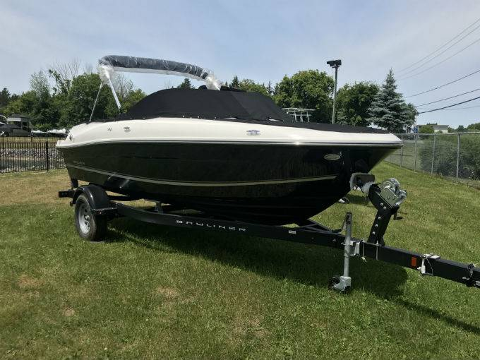 2019 BAYLINER VR4 BOWRIDER for sale