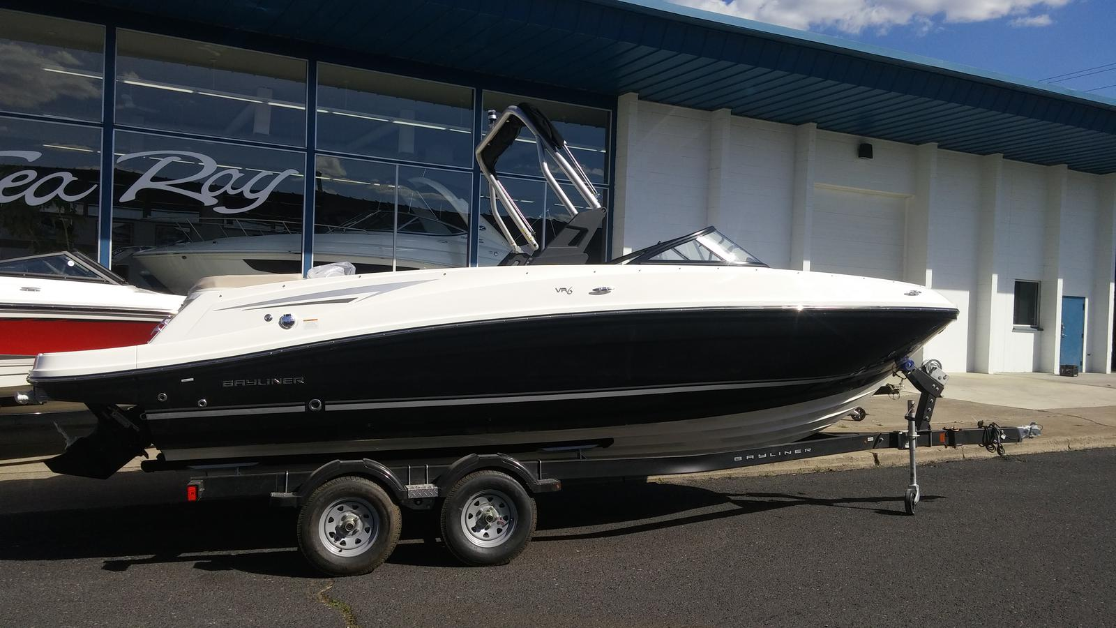 For Sale: 2019 Bayliner Vr6 Bowrider 23ft<br/>Trudeau's Sea Ray - Spokane