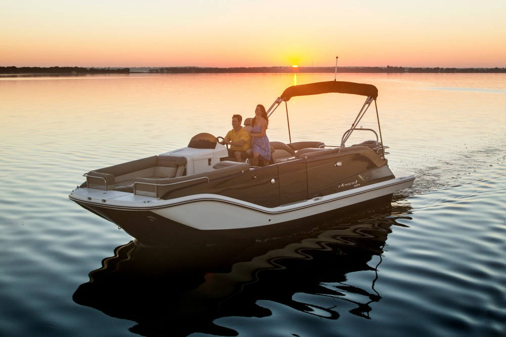 For Sale: 2019 Bayliner Element Xr7 26ft<br/>Trudeau's Sea Ray - Spokane