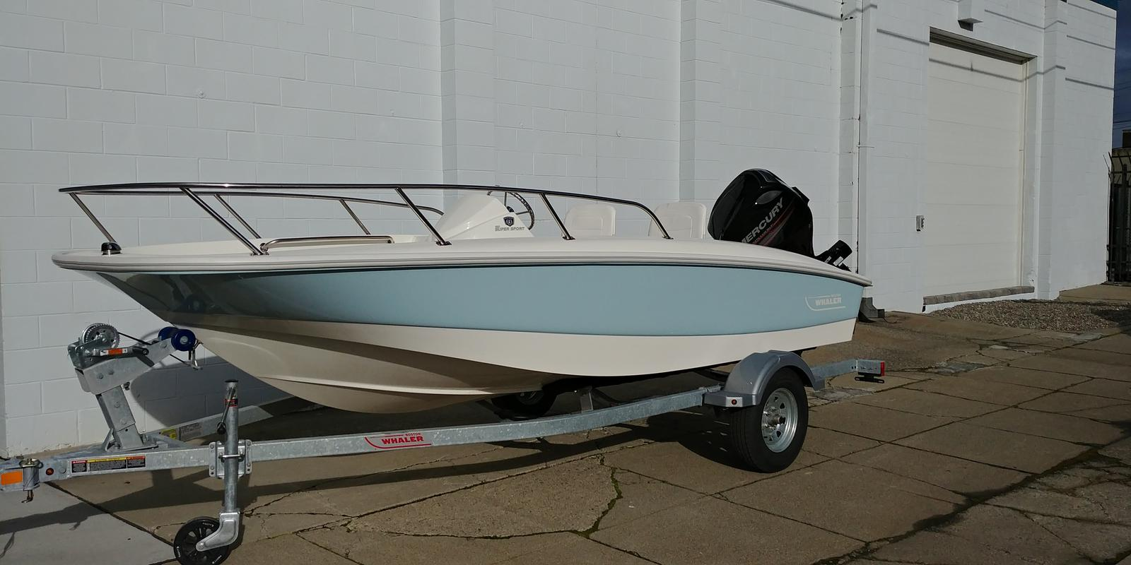 For Sale: 2018 Boston Whaler 150 Super Sport 16ft<br/>Trudeau's Sea Ray - Spokane