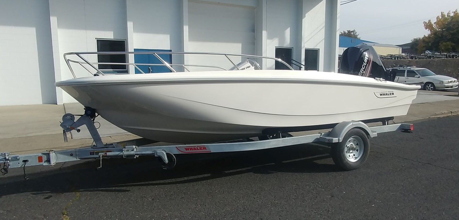 For Sale: 2019 Boston Whaler 160 Super Sport 17ft<br/>Trudeau's Sea Ray - Spokane