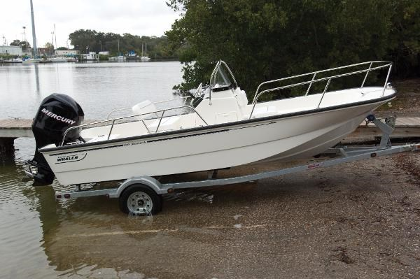 2019 Boston Whaler boat for sale, model of the boat is 170 Montauk & Image # 1 of 4