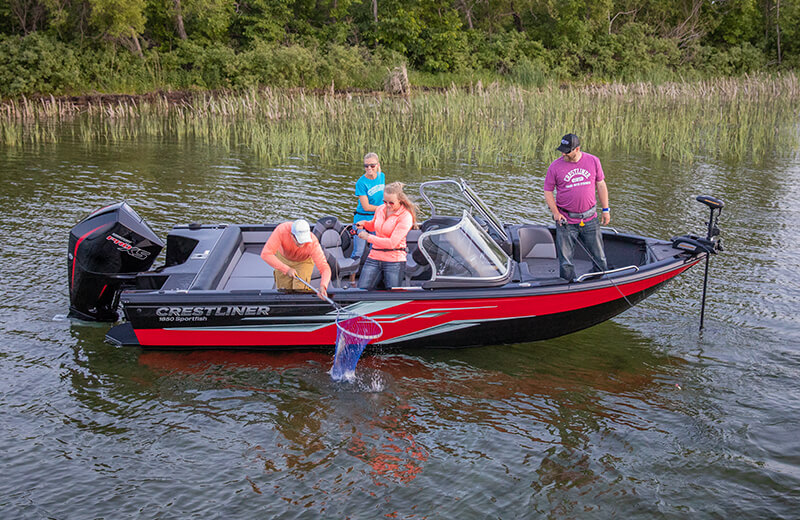 2019 CRESTLINER 1850 SPORTFISH SST for sale