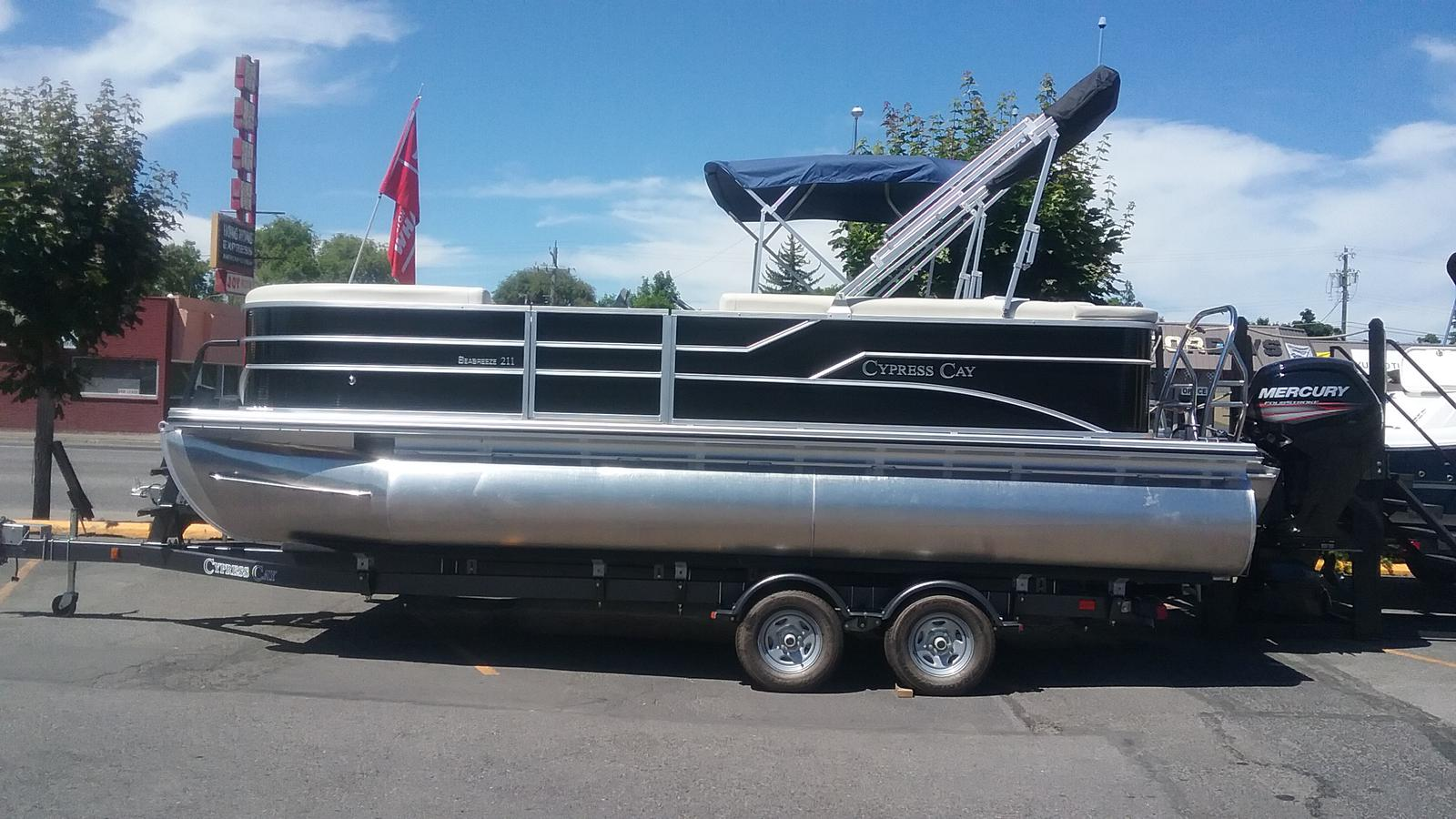 For Sale: 2019 Cypress Cay 212 Seabreeze Fc 22ft<br/>Trudeau's Sea Ray - Spokane