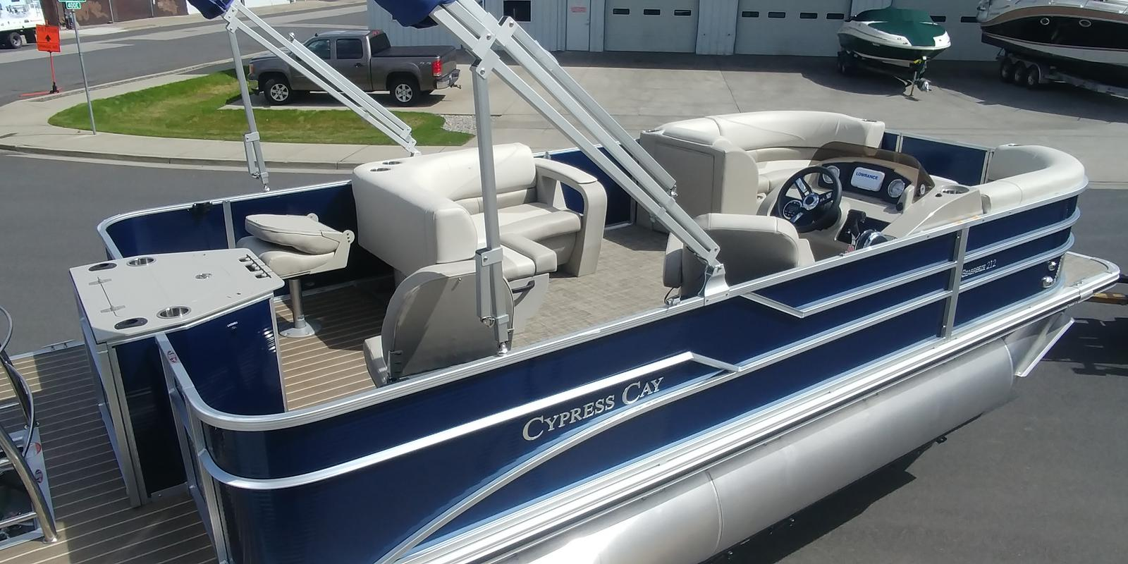 2019 Cypress Cay boat for sale, model of the boat is 212 Seabreeze FC & Image # 2 of 5