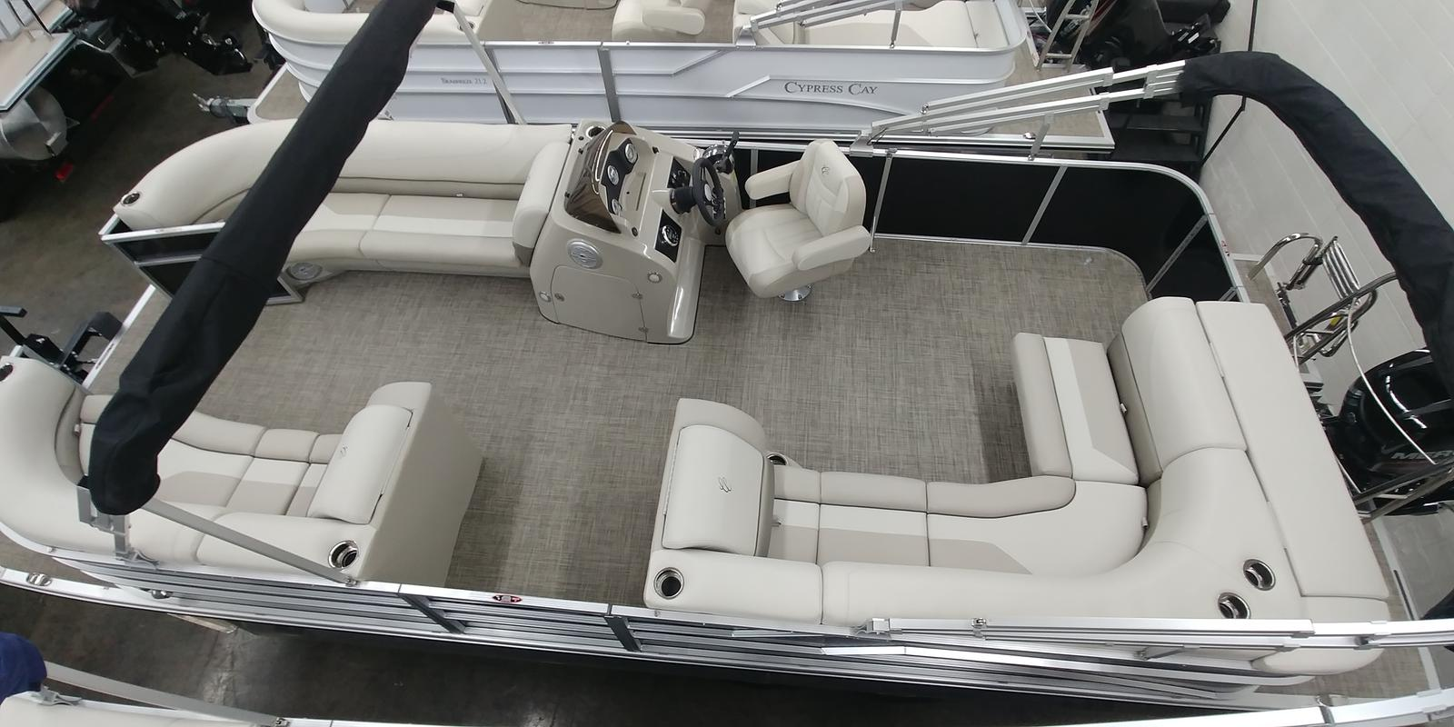 2019 Cypress Cay boat for sale, model of the boat is 232Seabreeze CST & Image # 2 of 6