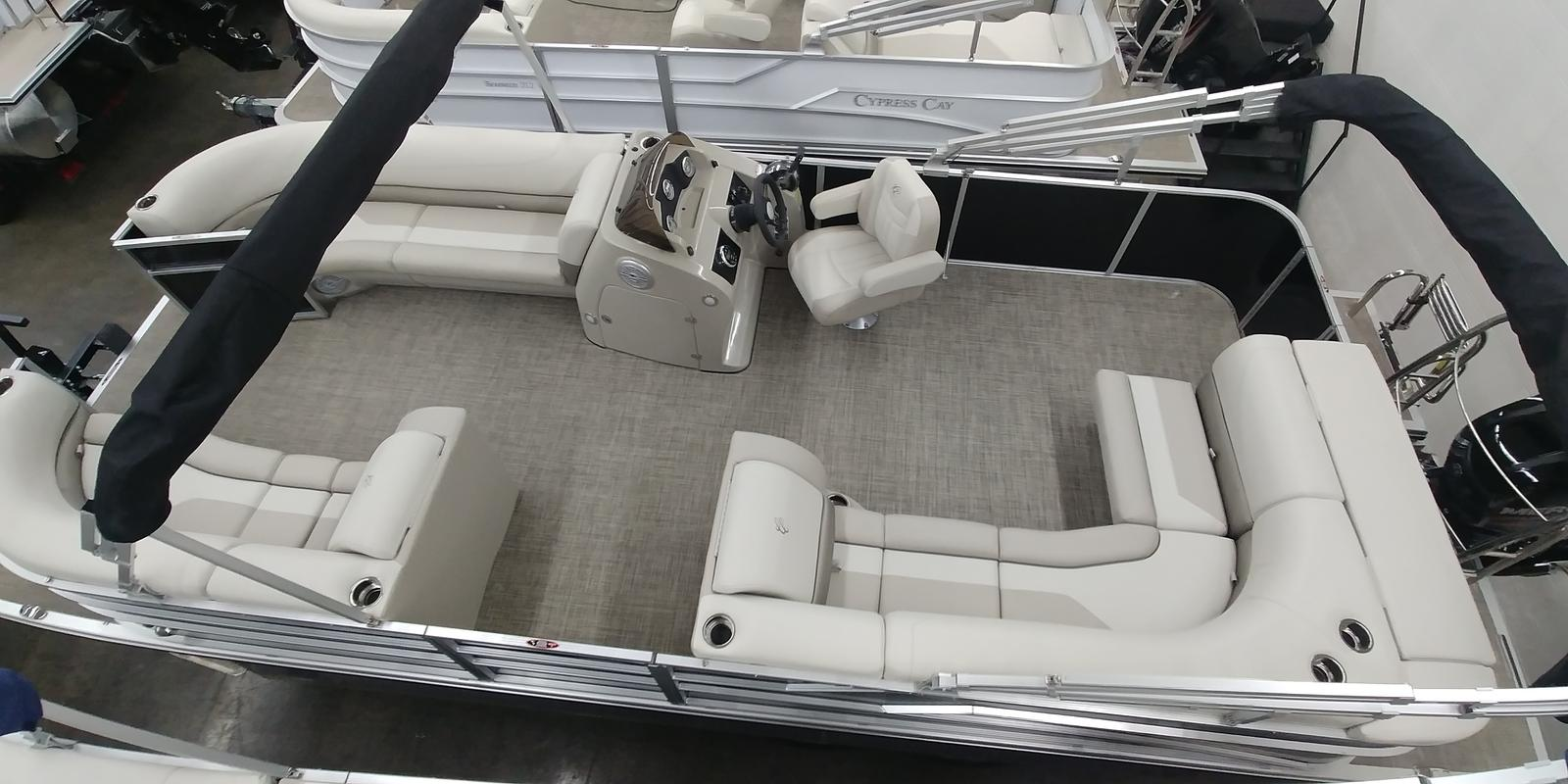 2019 Cypress Cay boat for sale, model of the boat is 232 Seabreeze CST & Image # 2 of 5