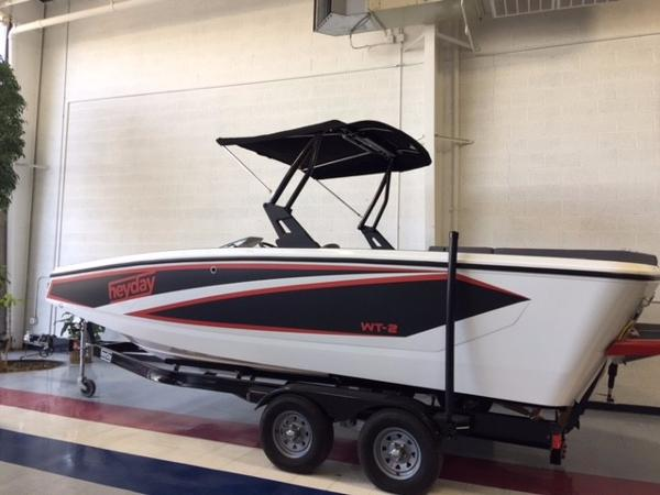 For Sale: 2018 Heyday Wt-2 23ft<br/>Trudeau's Sea Ray - Spokane