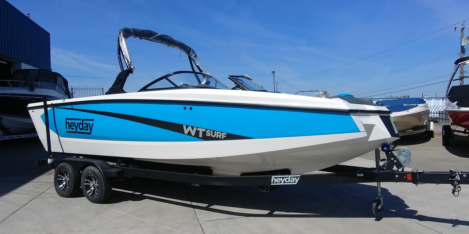 For Sale: 2019 Heyday Wt-surf 26ft<br/>Trudeau's Sea Ray - Spokane