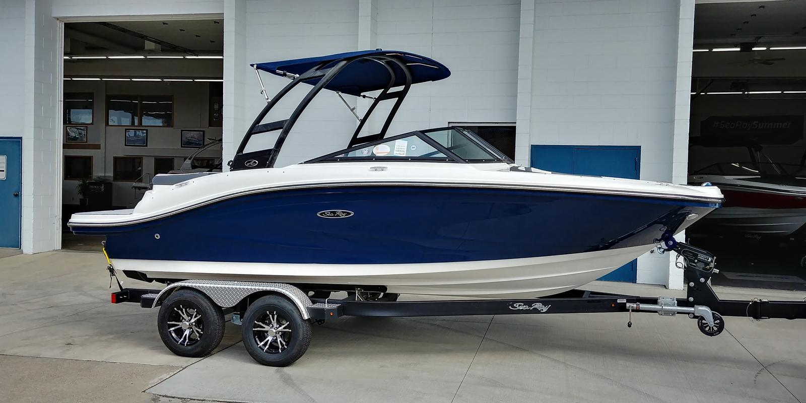 For Sale: 2018 Sea Ray 190 Spx 20ft<br/>Trudeau's Sea Ray - Spokane