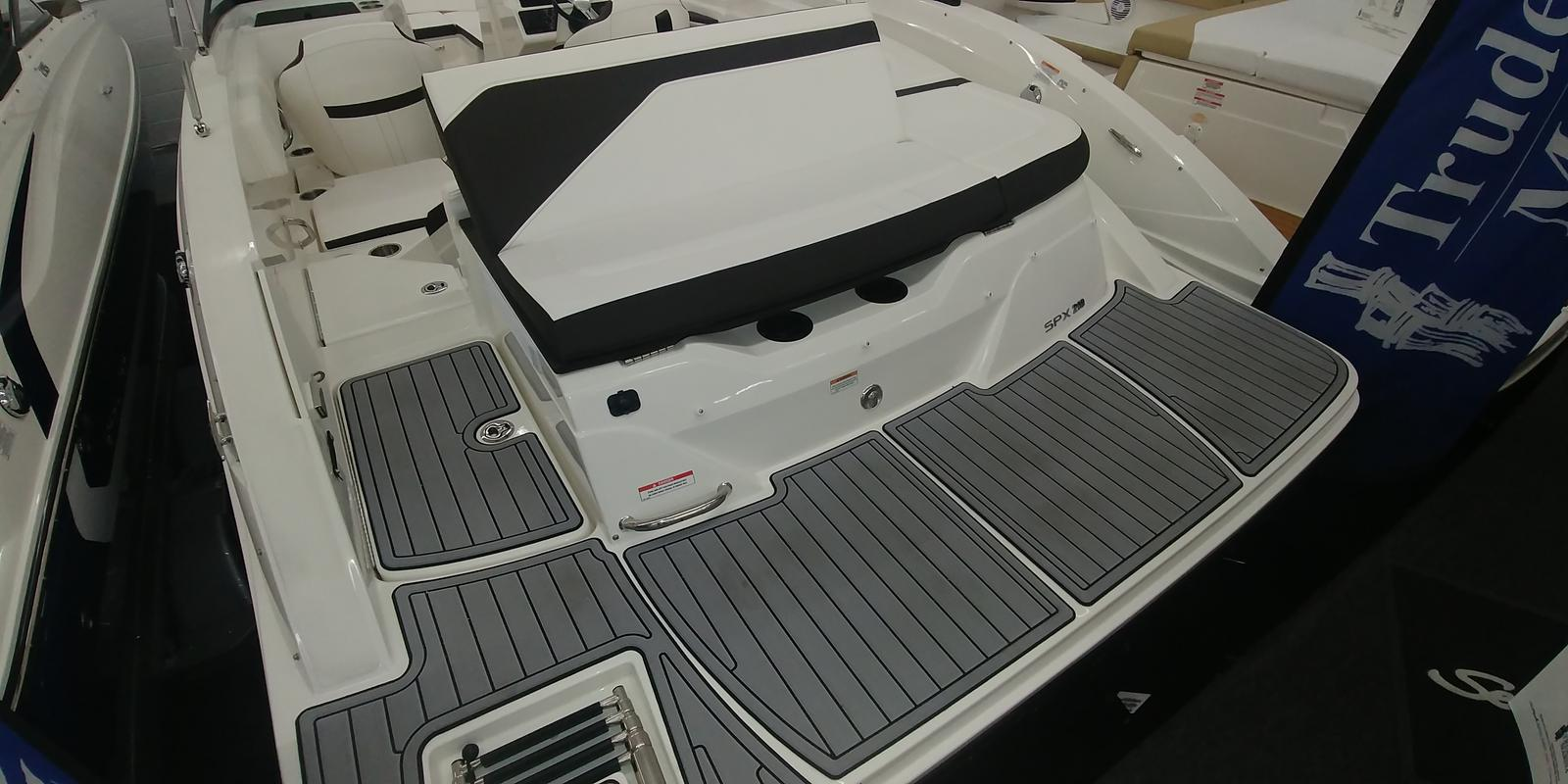 2019 Sea Ray boat for sale, model of the boat is 210 SPX & Image # 4 of 5