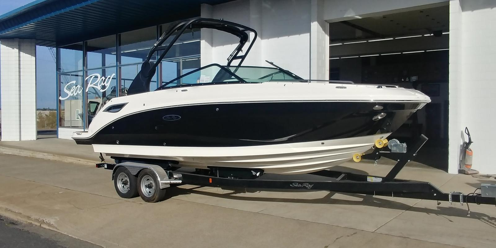 For Sale: 2018 Sea Ray 250 Sdx 25ft<br/>Trudeau's Sea Ray - Spokane