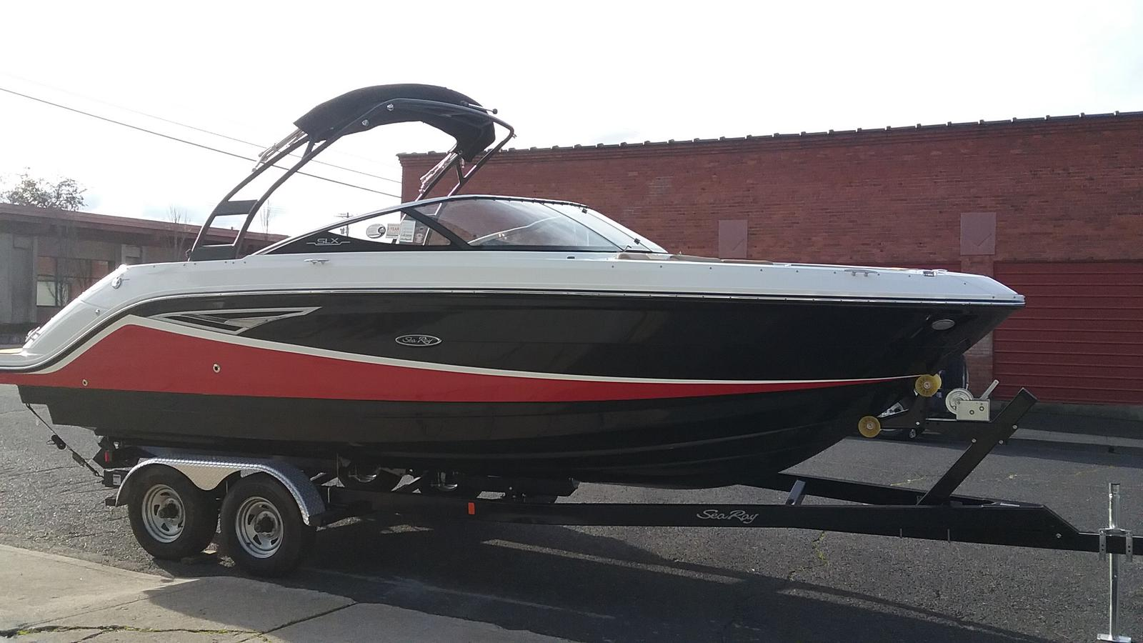For Sale: 2017 Sea Ray 250 Slx 26ft<br/>Trudeau's Sea Ray - Spokane