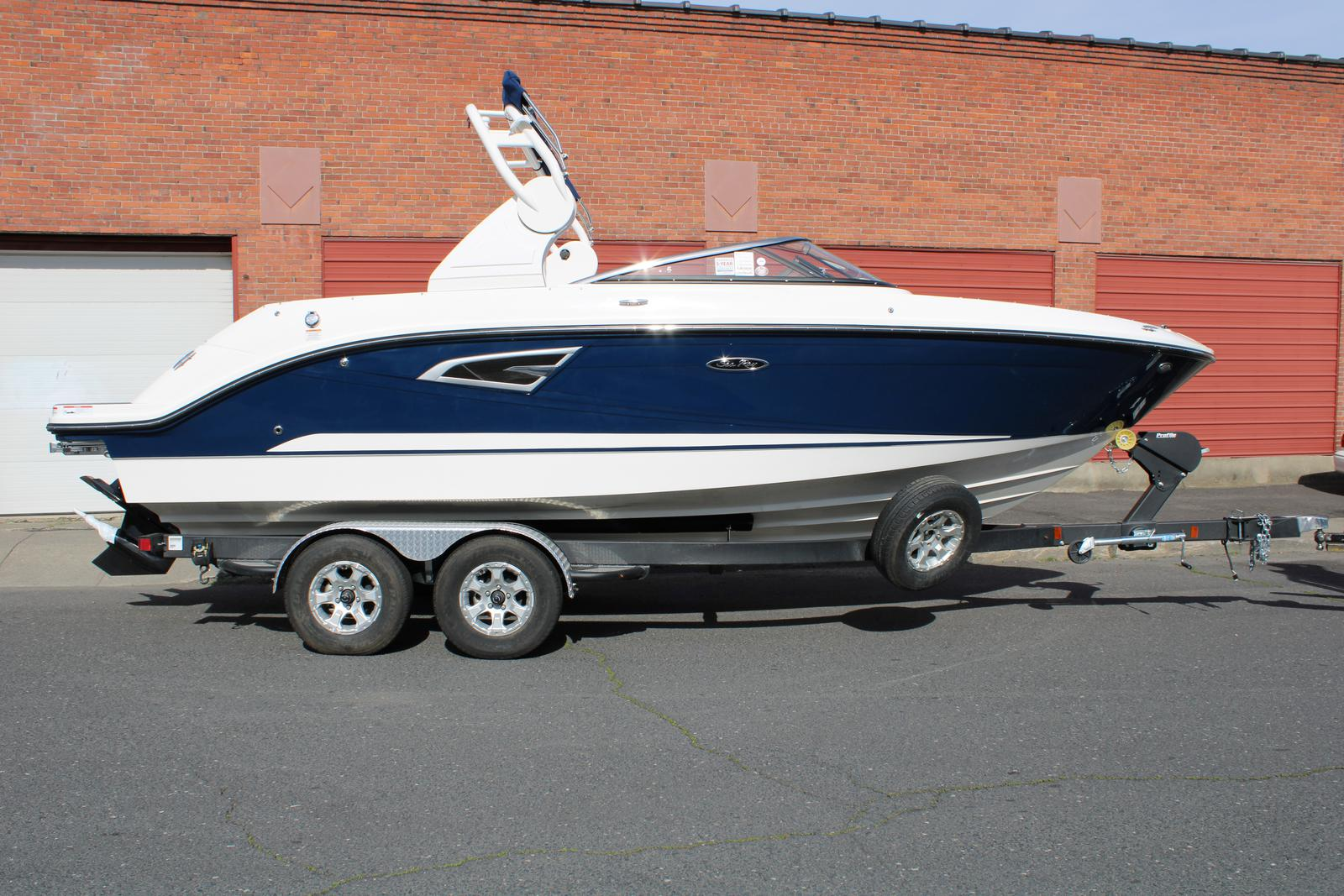 2019 Sea Ray boat for sale, model of the boat is 230 SLX & Image # 1 of 6