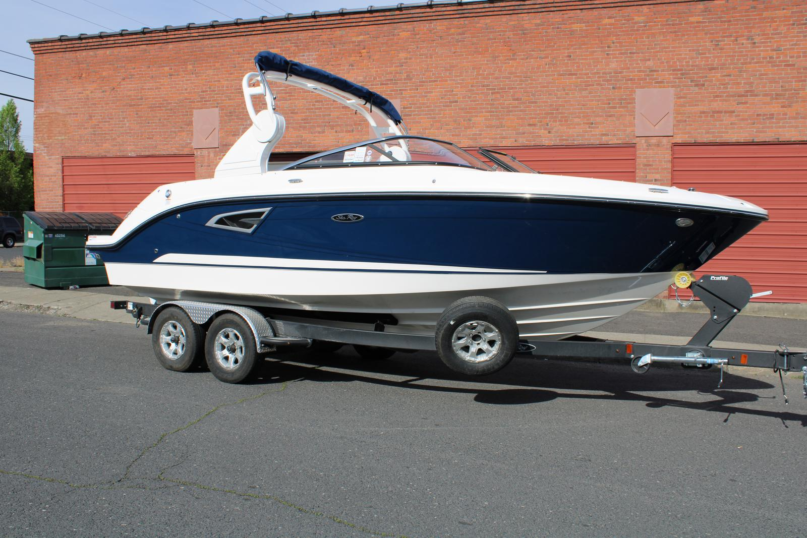 2019 Sea Ray boat for sale, model of the boat is 230 SLX & Image # 2 of 6