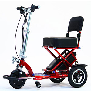 TriAxe Scooter