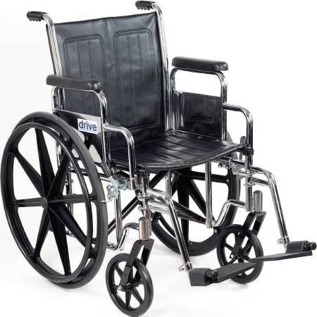Drive Infinity Transport Wheelchair