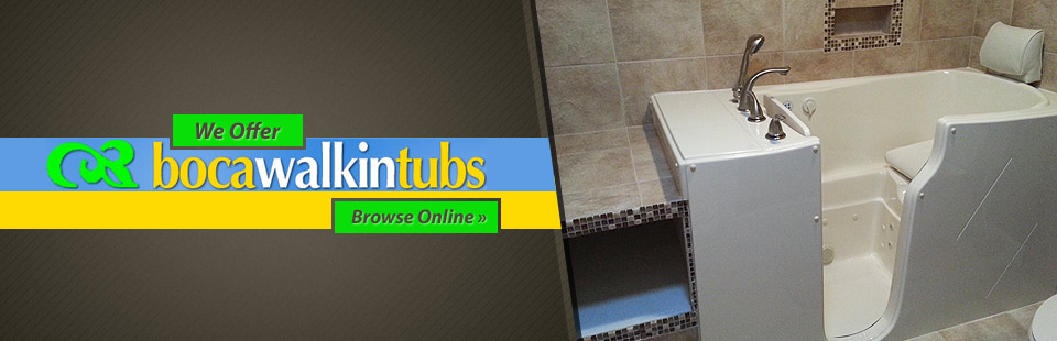 Click here to browse Boca walk-in tubs online!