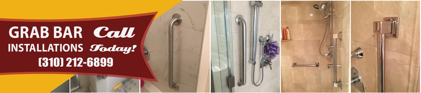 Grab Bar Installations | Integrated Medical Supplies Torrance, CA ...