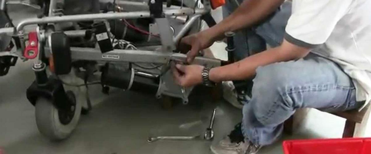 Power Wheelchair Repairs